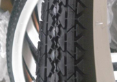 beach cruiser bike tire